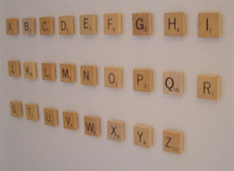 m words scrabble cool home creations scrabble letter magnets