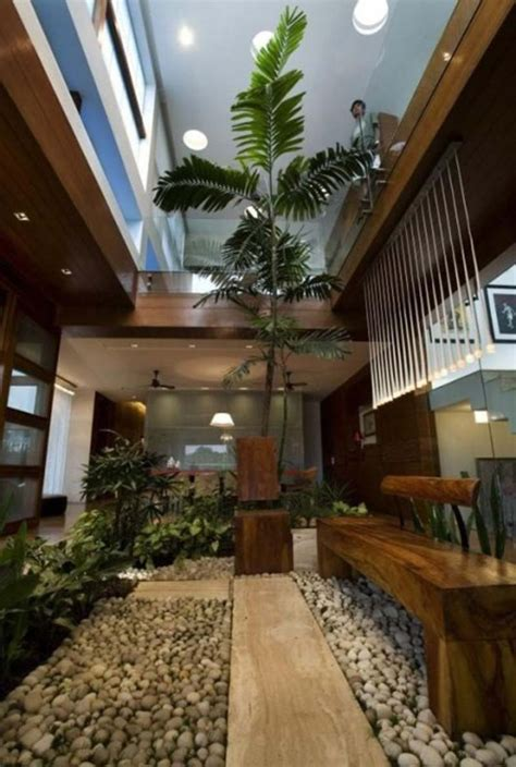 big modern indoor garden design inspiration homescornercom
