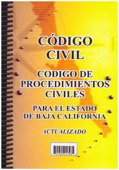 codigode procedimientos civiles para el d f 2016 codigo de procedimientos civiles 2016 codigo de