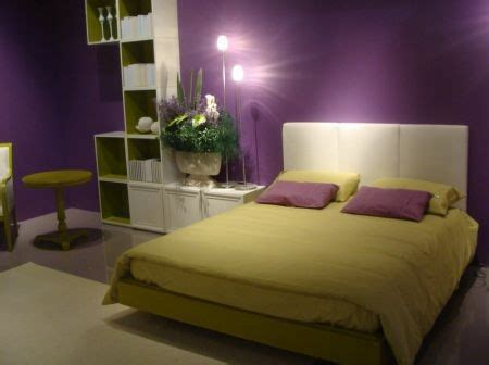 Green And Purple Bedroom | purple and green bedroom beautiful homes design