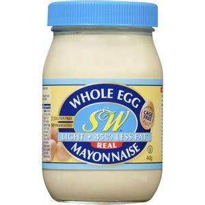 gluten free light list light mayonnaise gluten free national