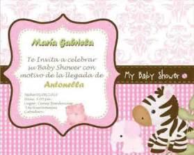 invitaciones para baby shower de flores y mariquitas