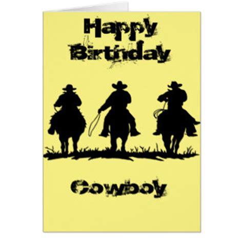 imagenes de cumpleaños vaquero tarjetas de felicitaci 243 n vaquera del feliz cumplea 241 os