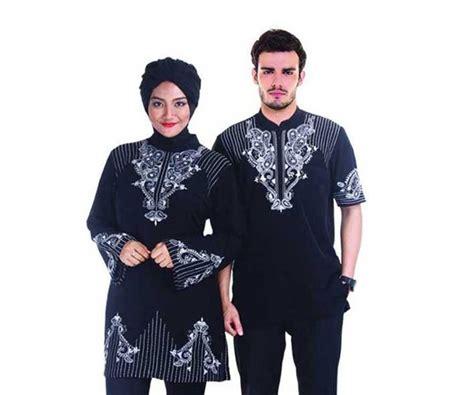 Kaos Baju Black Panther jual baju muslim terbaru baju muslim pasangan di