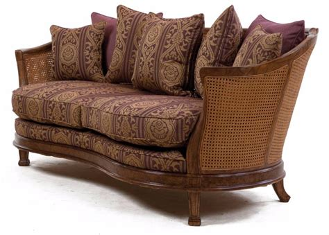 Damask Sofa by Mauretania Sofa In Damask Fabric Sofas In Stock