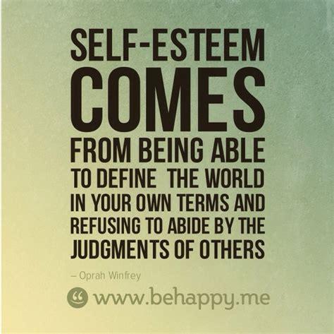 Self Confidence Quotes Inspirational Self Esteem Quotes Quotesgram