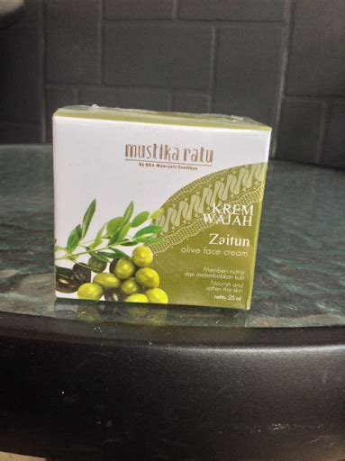 Mustika Ratu Wash Olive 240ml discover with putri sale