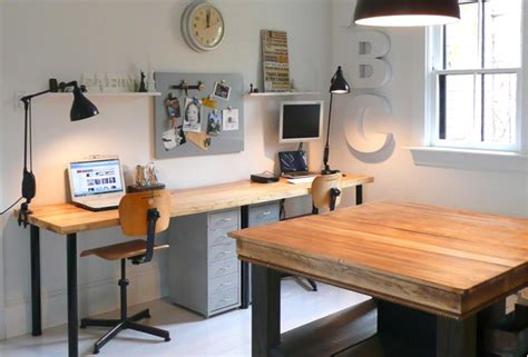 Awesome Bureau A La Maison Amenagement Photos Matkin Am Nagement Bureau Maison