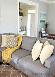 A M Home Decor by Colour Review Edgecomb Gray Benjamin Moore