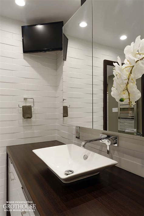 bathroom countertops for vessel sinks vessel countertops best home design 2018