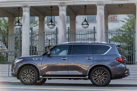 2019 Infiniti Suv Models by Infiniti Qx80 Premium Suv Adds New Limited Model For 2019