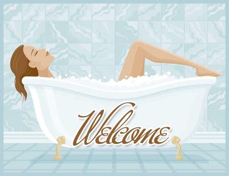 lady in a bathtub free lady in a bath tub with bubbles ebay template free