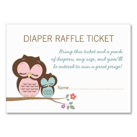 cake raffle ticket template 17 best images about baby shower on ideas baby