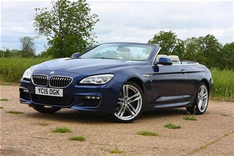 BMW 6 Series Convertible 640d M Sport 2d Auto Road Test