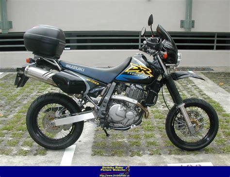 Suzuki Dr650 Top Speed 1999 Suzuki Dr 650 Se Moto Zombdrive