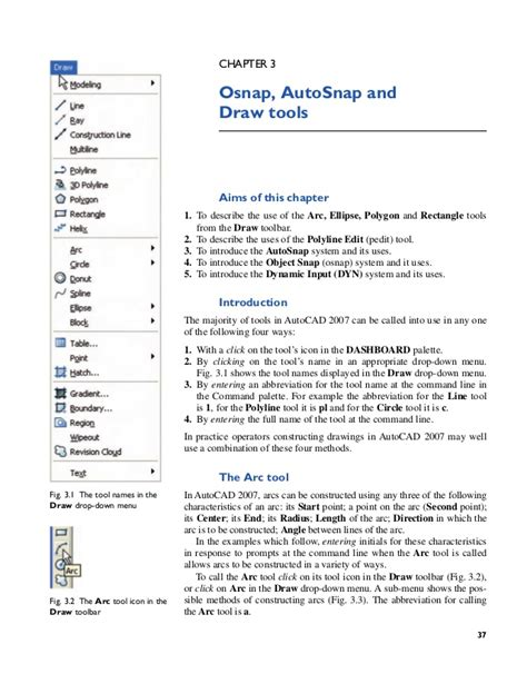 design tools meaning introduction to auto cad 2007 2d and 3d design