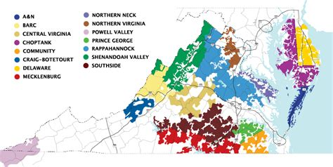 map of maryland electric utility member cooperatives the virginia maryland delaware