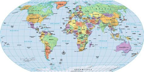 world map atlas map of the world deboomfotografie