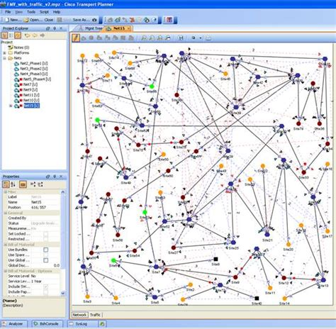 cisco network layout software cisco transport planner optical network design tool for