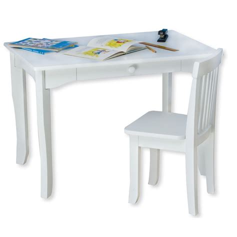 White Desk And Chair Set Contempo White Avalon Desk And Chair Set Online