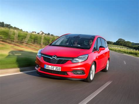 Opel Zafira Review by Opel Zafira Tourer Reviews Complete Car
