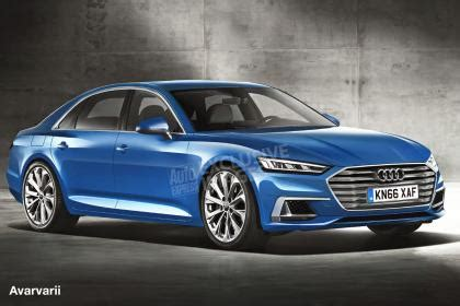 new 2018 audi a6: what we're expecting from audi's big