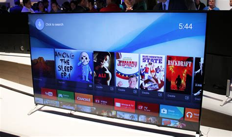 Tv Android Sony on with sony s android tv flatpanelshd