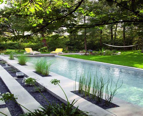 reihenhausgarten gestalten mit pool new garten ideen