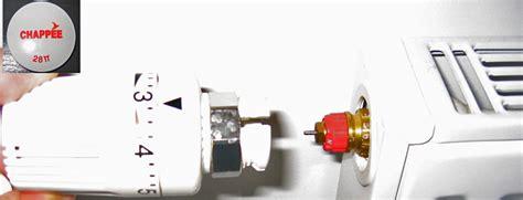 probleme robinet thermostatique radiateur froid robinet thermostatique chaudi 232 re gaz