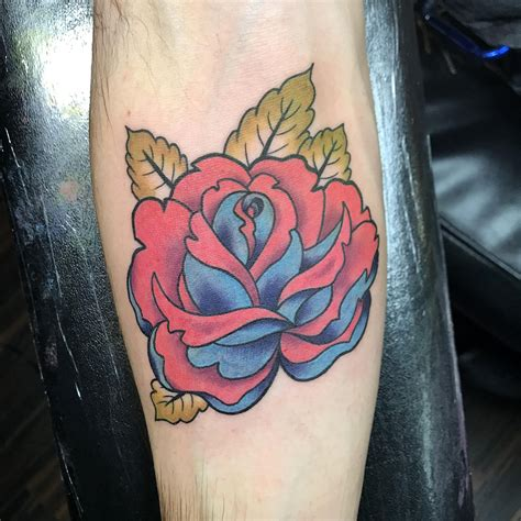 rose tattoo full album done by devin hitch sacred roscoe