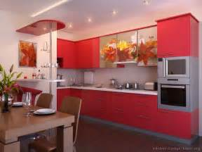 Kitchen Design Red Pics Photos Kitchen On Red Kitchen