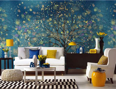 wallpaper for bedroom wall tree wall murals for homes fantasy forest wallpaper wall decal art bedroom midnight