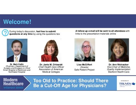 Modern Healthcare Physician Mba Rankings by Webinar To Practice Should There Be A Cut