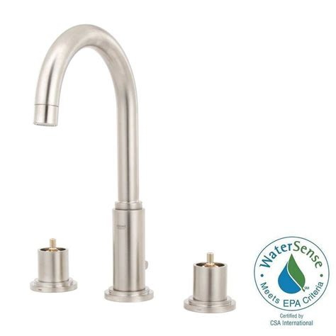 grohe grandera 8 in widespread 2 handle high arc bathroom faucet in polished chrome 20419000 grohe atrio widespread 2 handle high arc bathroom faucet