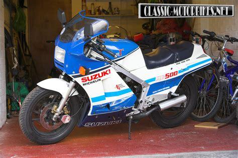 Suzuki Rg 500 Suzuki Rg500 Restoration Classic Motorbikes