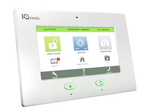 qolsys security and smarthome platform approved for alarm