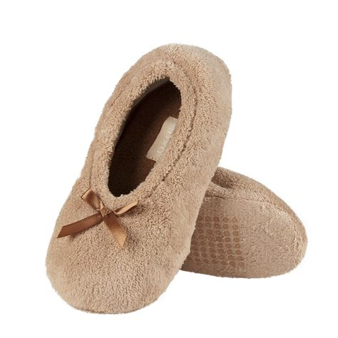 sole slippers soxo s ballerina slippers with soft sole