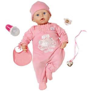 baby annabell crib baby annabell interactive doll toys r us