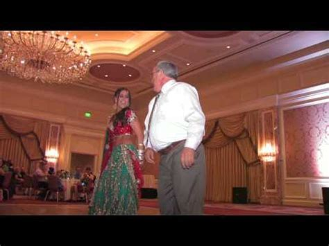 Best Father Daughter Indian Wedding Dance EVER!   YouTube