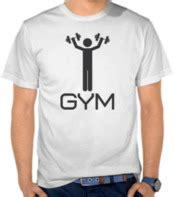 Kaos Fitness Personal Trainer 2 jual kaos casual satubaju