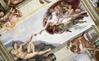 18 gt images for michelangelo creation of adam sistine chapel
