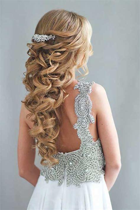 Wedding Hairstyles Up by 15 Half Up Half Bridal Hair Hairstyles Haircuts