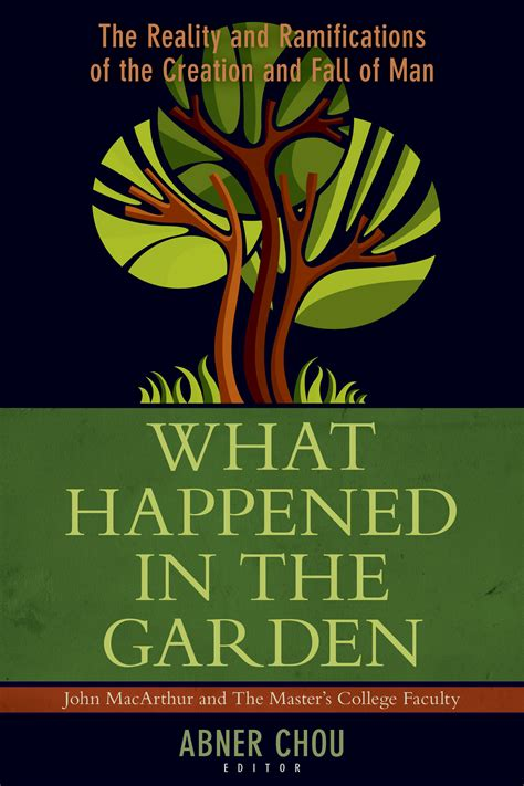 What Happened To The Garden Of what happened in the garden kregel