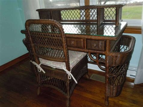 antique wicker desk and chair antique wicker desk chair antique wicker desk antique