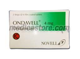 Obat Ondansetron dosis obat ondavell tablet daftar dosis obat
