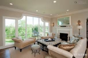 american country style villa living room pictures living room