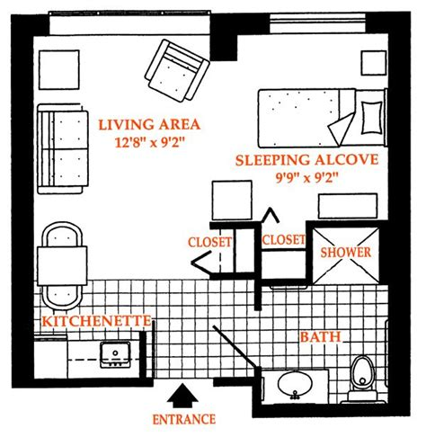 studio apartment layout 1000 images about housing vocabulary on pinterest