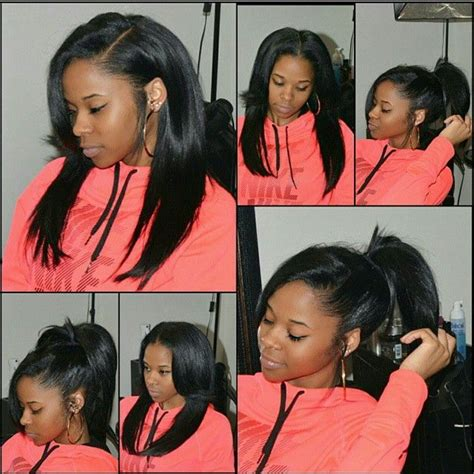 versatile sew in with short hair versatile sew in theanthonyaffect naturally me