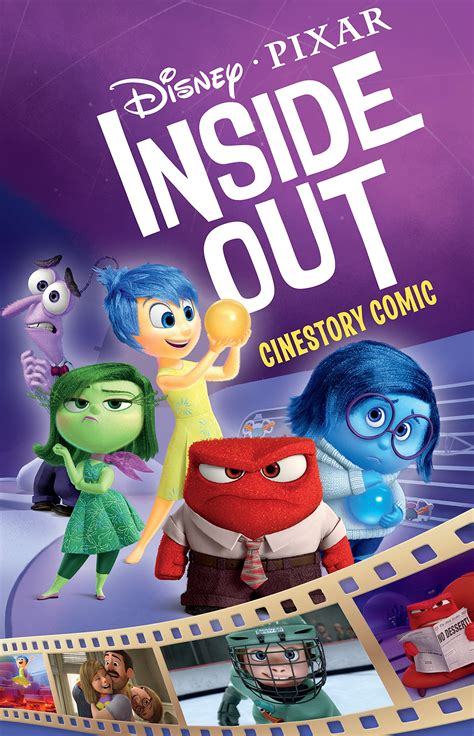 disney pan cinestory comic books inside out free summer mainstreet roswell new mexico