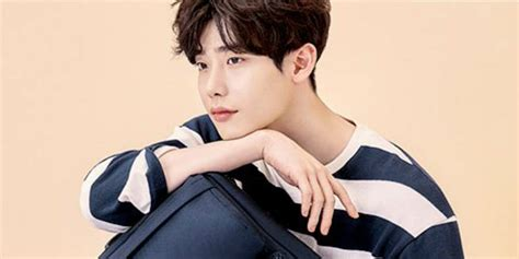 lee jong suk biodata samsonite red drops handsome cuts of new model lee jong
